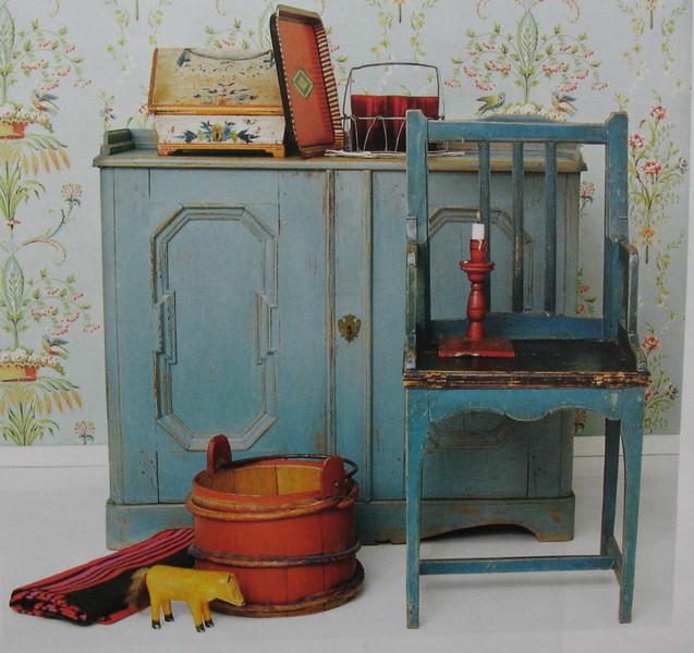 Superieur Scandinavian Painted Furniture